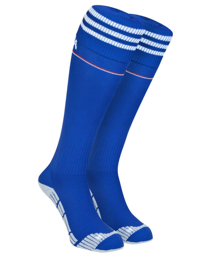 2015-2016 Chelsea Adidas Away Socks (Blue)