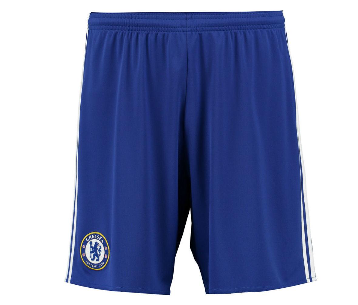 2016-2017 Chelsea Adidas Home Shorts (Kids)