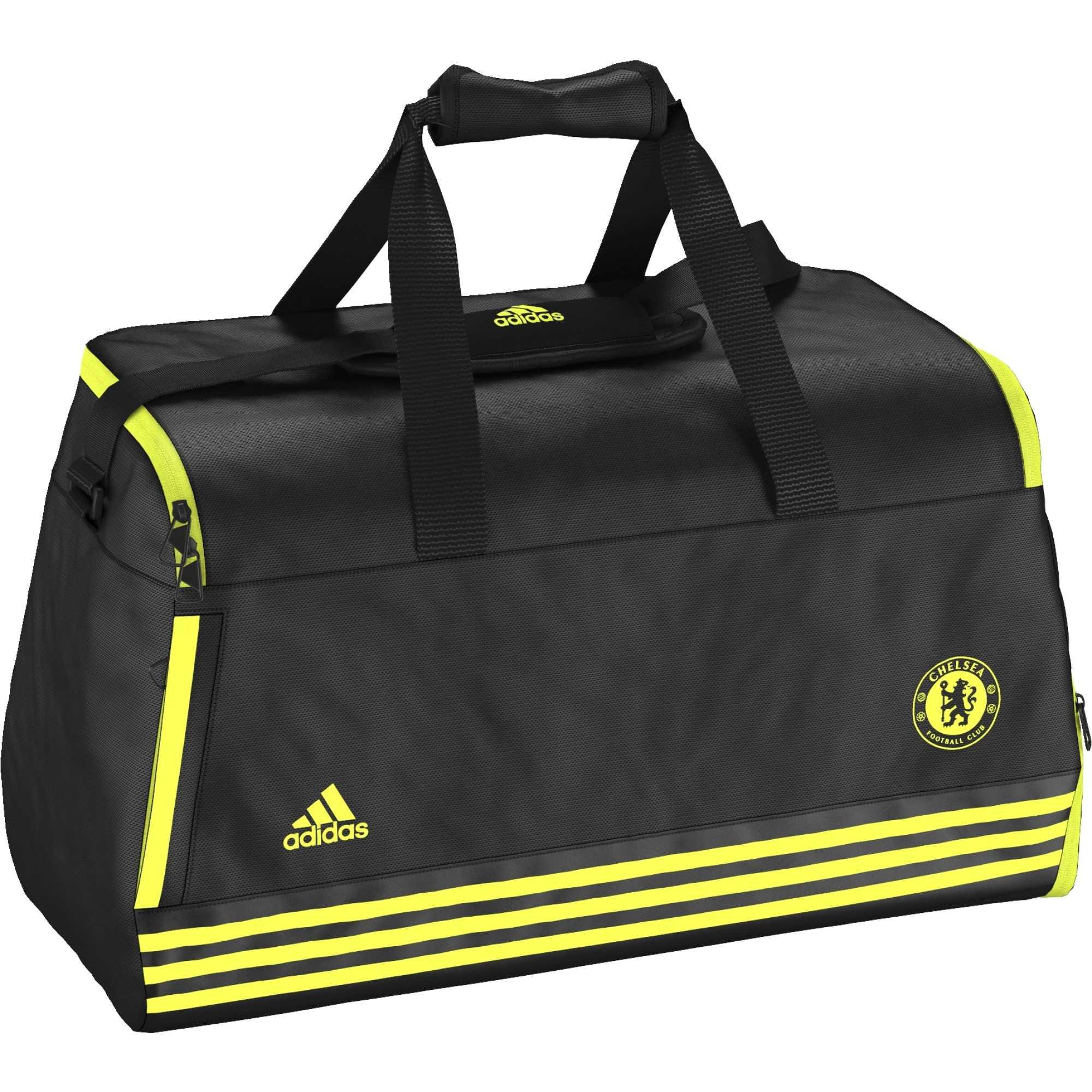 2016-2017 Chelsea Adidas Team Bag (Black)