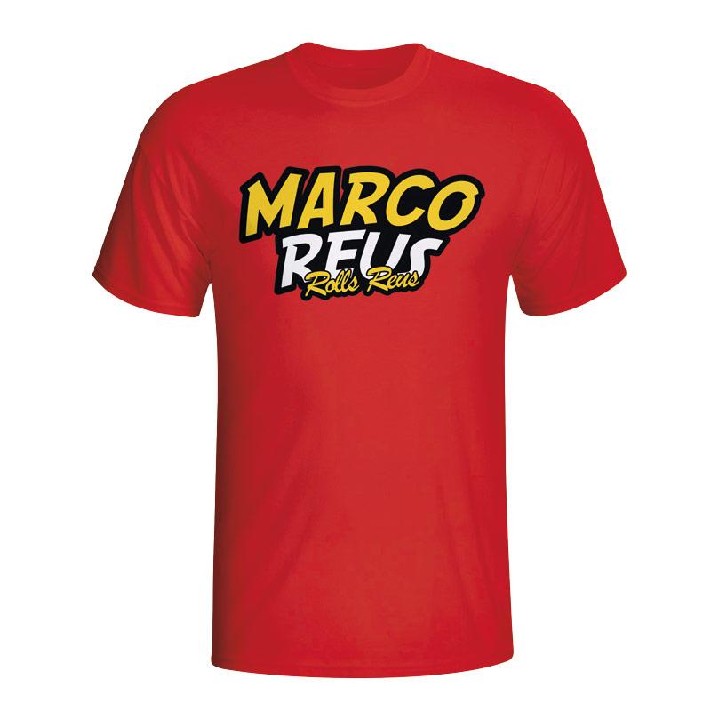 Marco Reus Comic Book T-shirt (red) - Kids