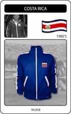Costa Rica Retro Jacket