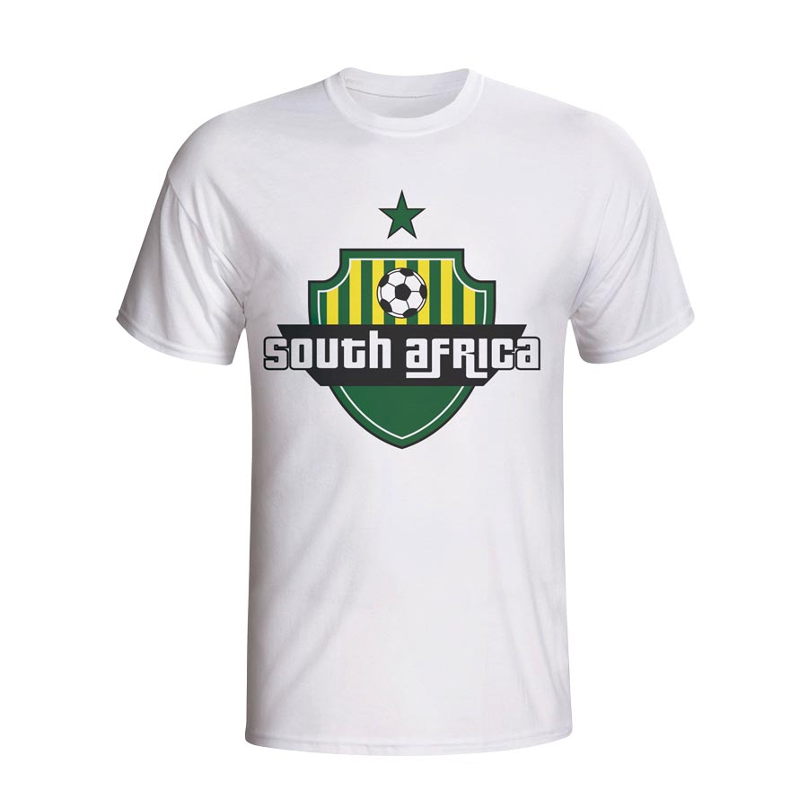 South Africa Country Logo T-shirt (white) - Kids