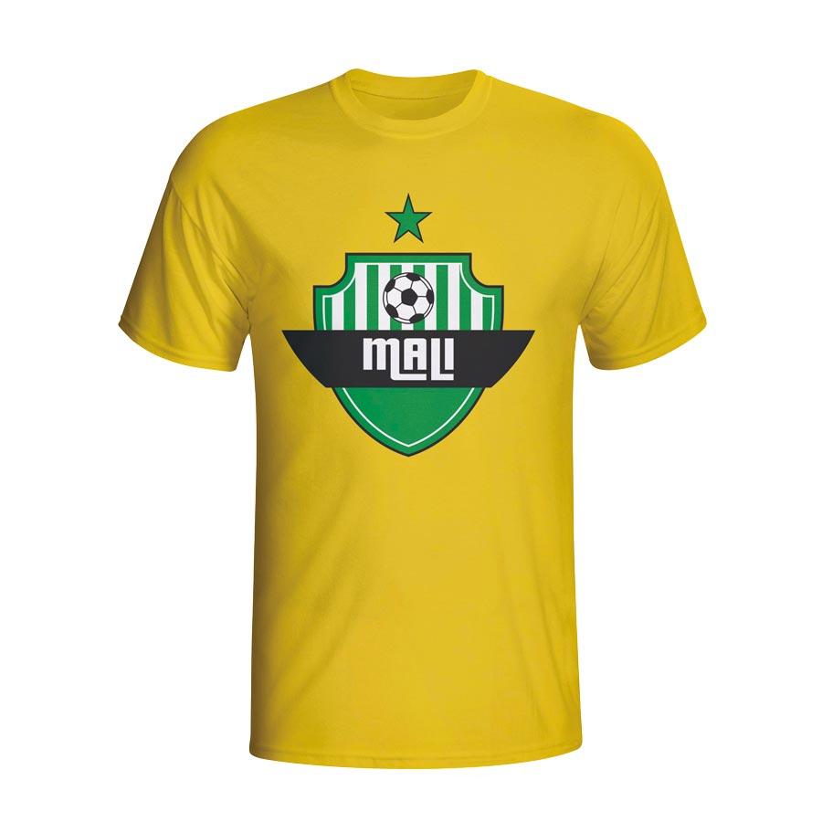 Mali Country Logo T-shirt (yellow)