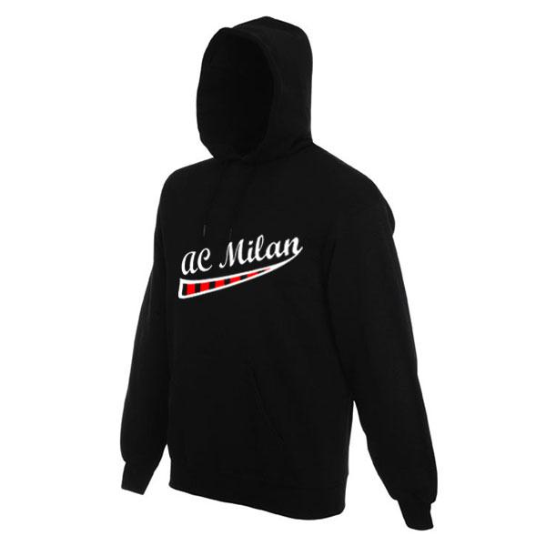 AC Milan Supporters Hoody (Black)