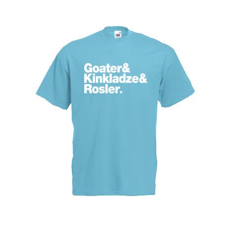 Manchester City Legends T-Shirt