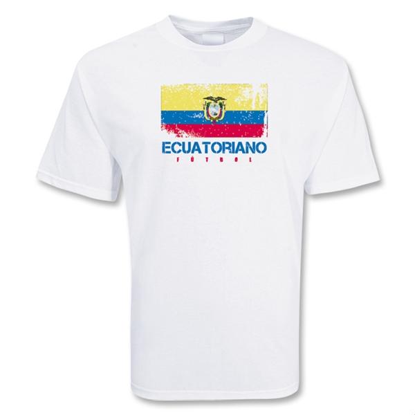 Futbol Ecuatoriano Pride T-shirt