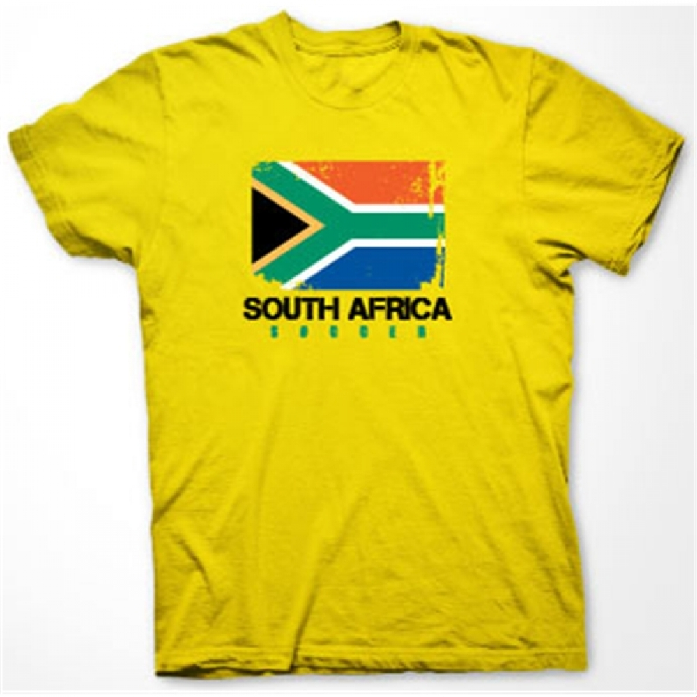 I love South Africa. South Africa vintage flag shirt. Wear this South Africa T-shirt South African Flag. by South Africa Flag. $ $ 13 24 Prime. FREE Shipping on eligible orders. Some sizes/colors are Prime eligible. 5 out of 5 stars 1. South African Flag South Africa T Shirt Gift.