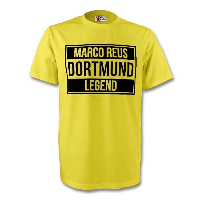 Marco Reus Borussia Dortmund Legend Tee (yellow)