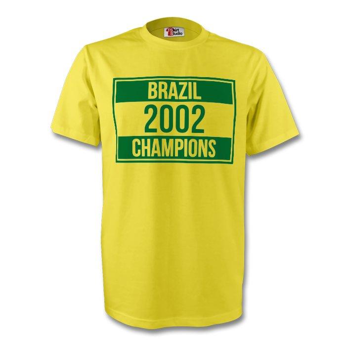 2002 Champions Tee (yellow) - Kids
