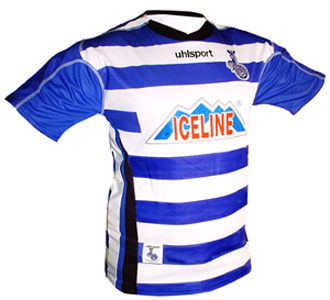 MSV Duisburg home 05/06