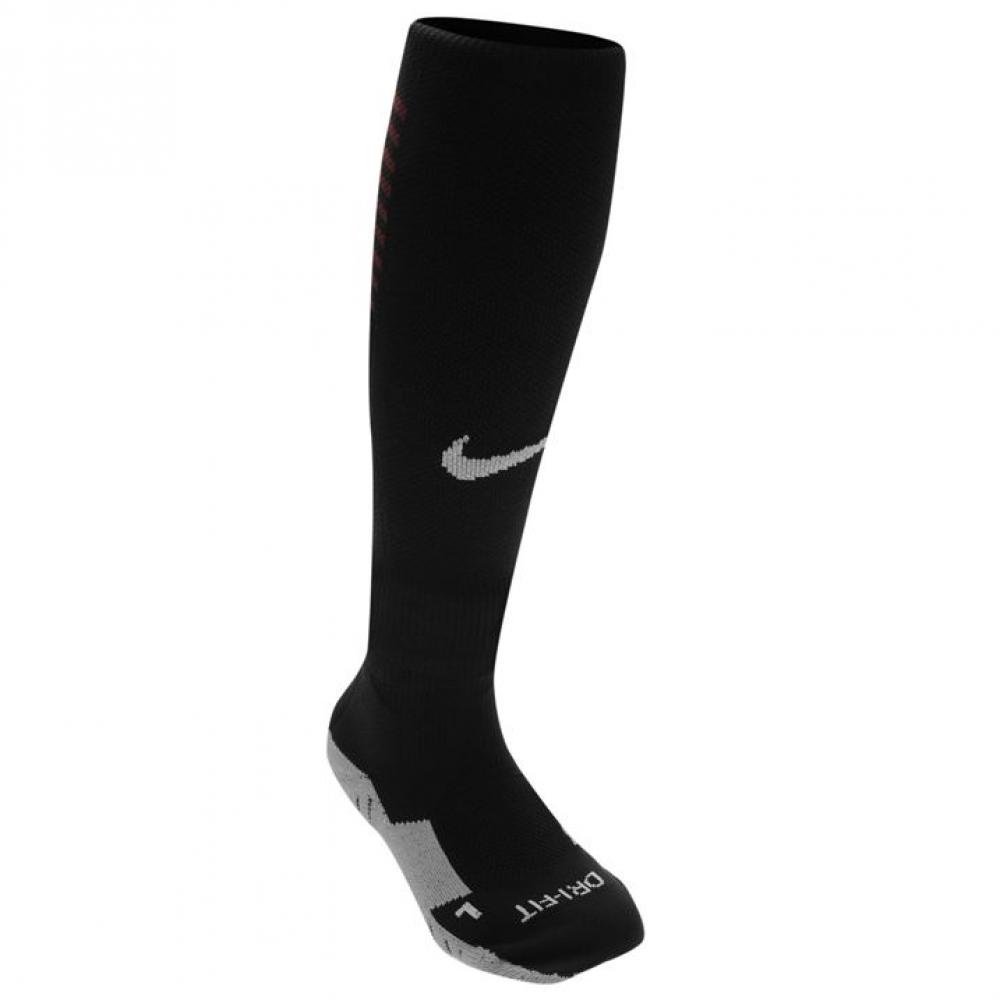 2016-2017 England Nike Home Goalkeeper Socks (Black)
