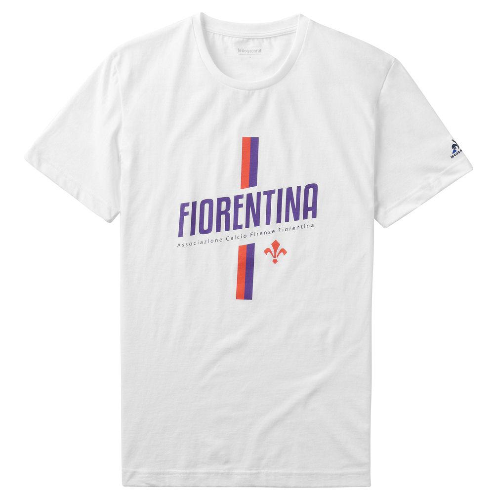 2016-2017 Fiorentina Fanwear Tee (White)