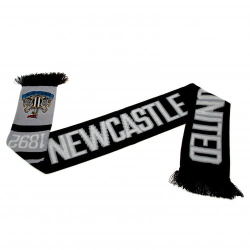 Newcastle United F.C. Scarf NR