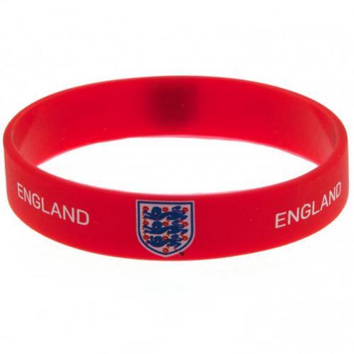 England F.A. Silicone Wristband