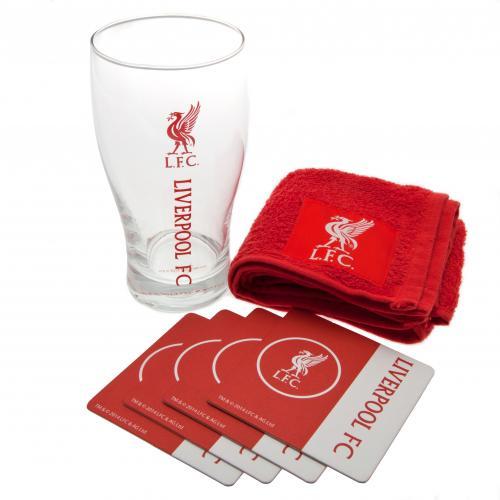 Liverpool F.C. Mini Bar Set