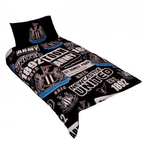 Newcastle United F.C. Duvet Set PT