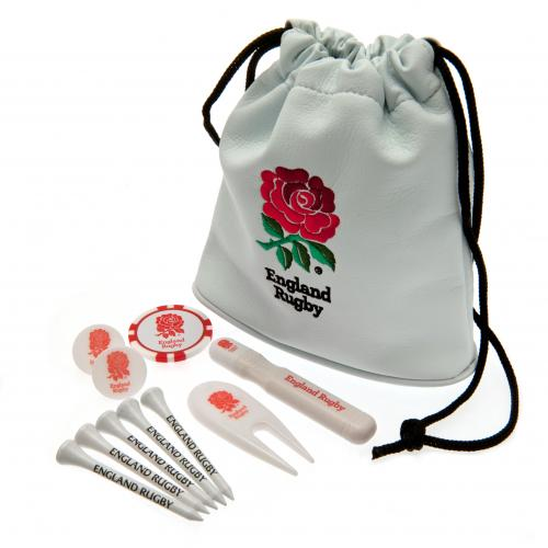 England R.F.U. Tote Bag Golf Gift Set