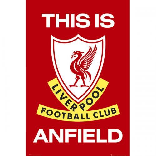 Liverpool F.C. Poster T.I.A. 44