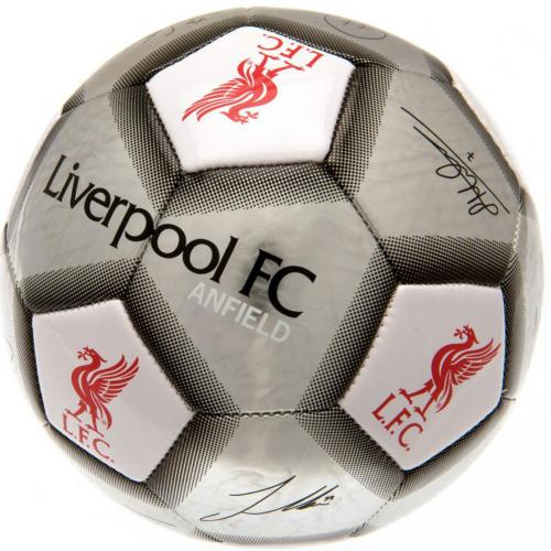 Liverpool F.C. Football Signature SV