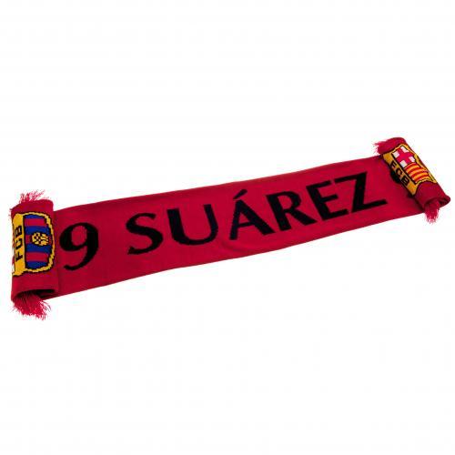 F.C. Barcelona Scarf Suarez
