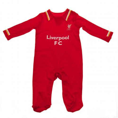 Liverpool F.C. Sleepsuit 6/9 mths RW