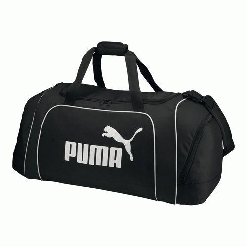 Puma Team Large Kitbag (black)