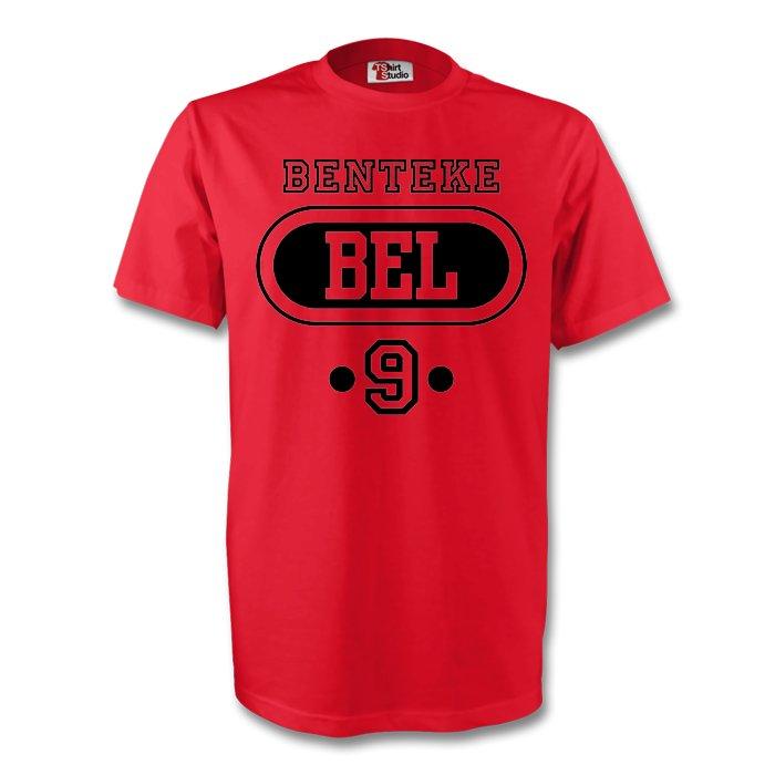 Christian Benteke Belgium Bel T-shirt (red) - Kids