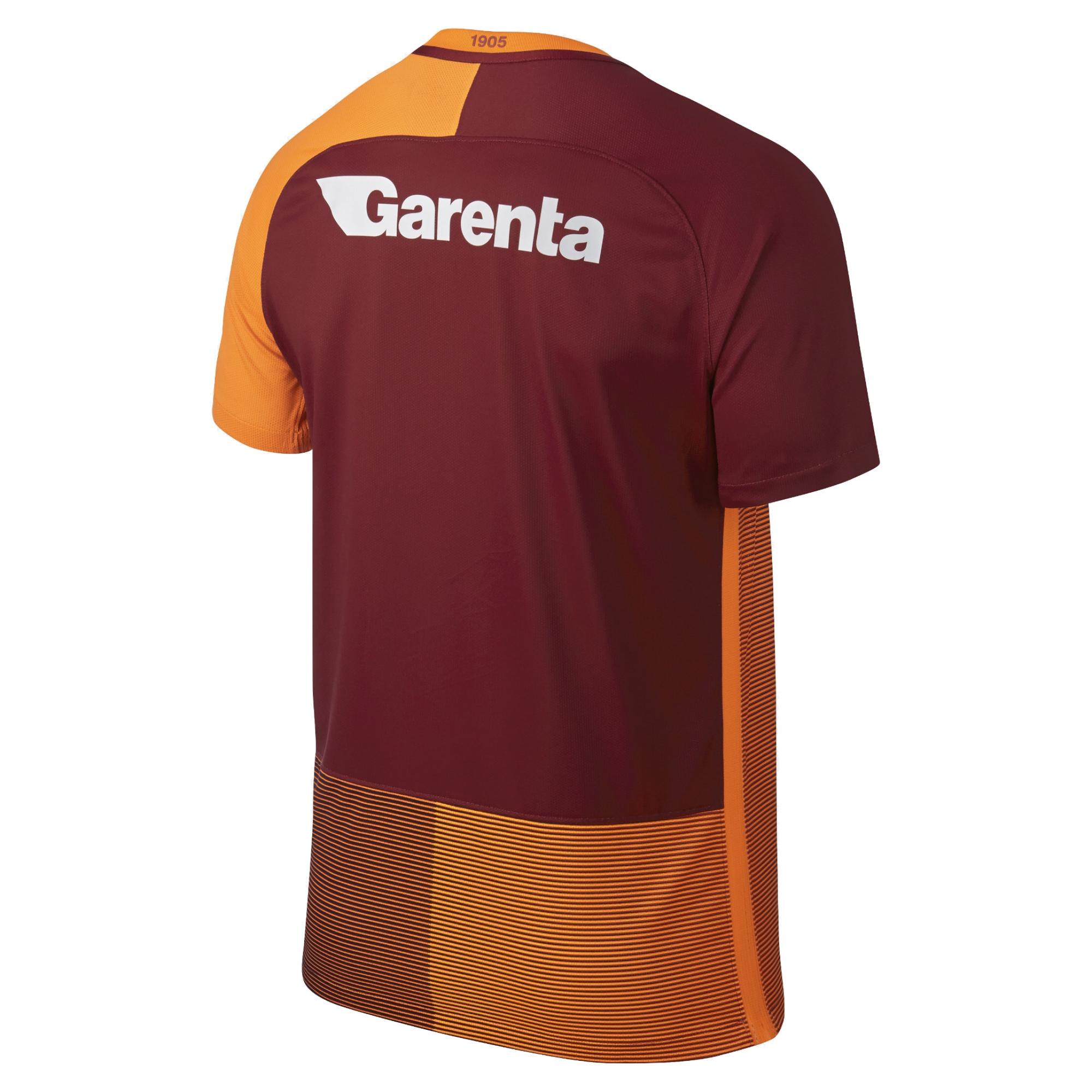 2016-2017 Galatasaray Nike Vapor Home Match Shirt