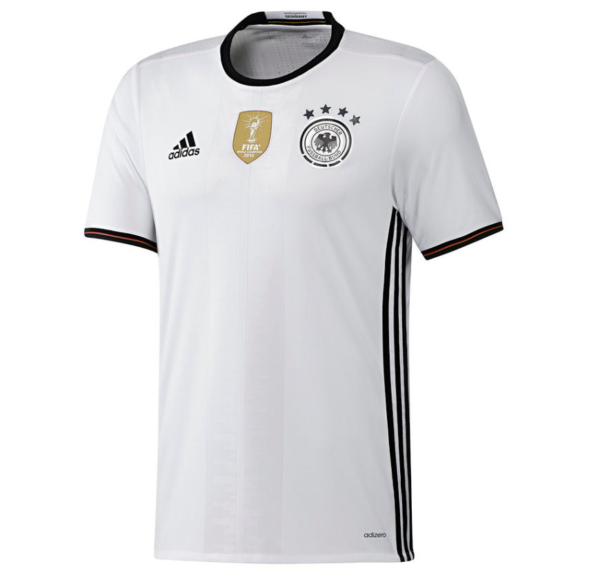 Buy your official Germany National Team FIFA World Cup™ jerseys, kit, gear and more here at the adidas online store. Browse men's styles in this collection. erawtoir.ga has all the soccer cleats, shoes, and clothing you need.