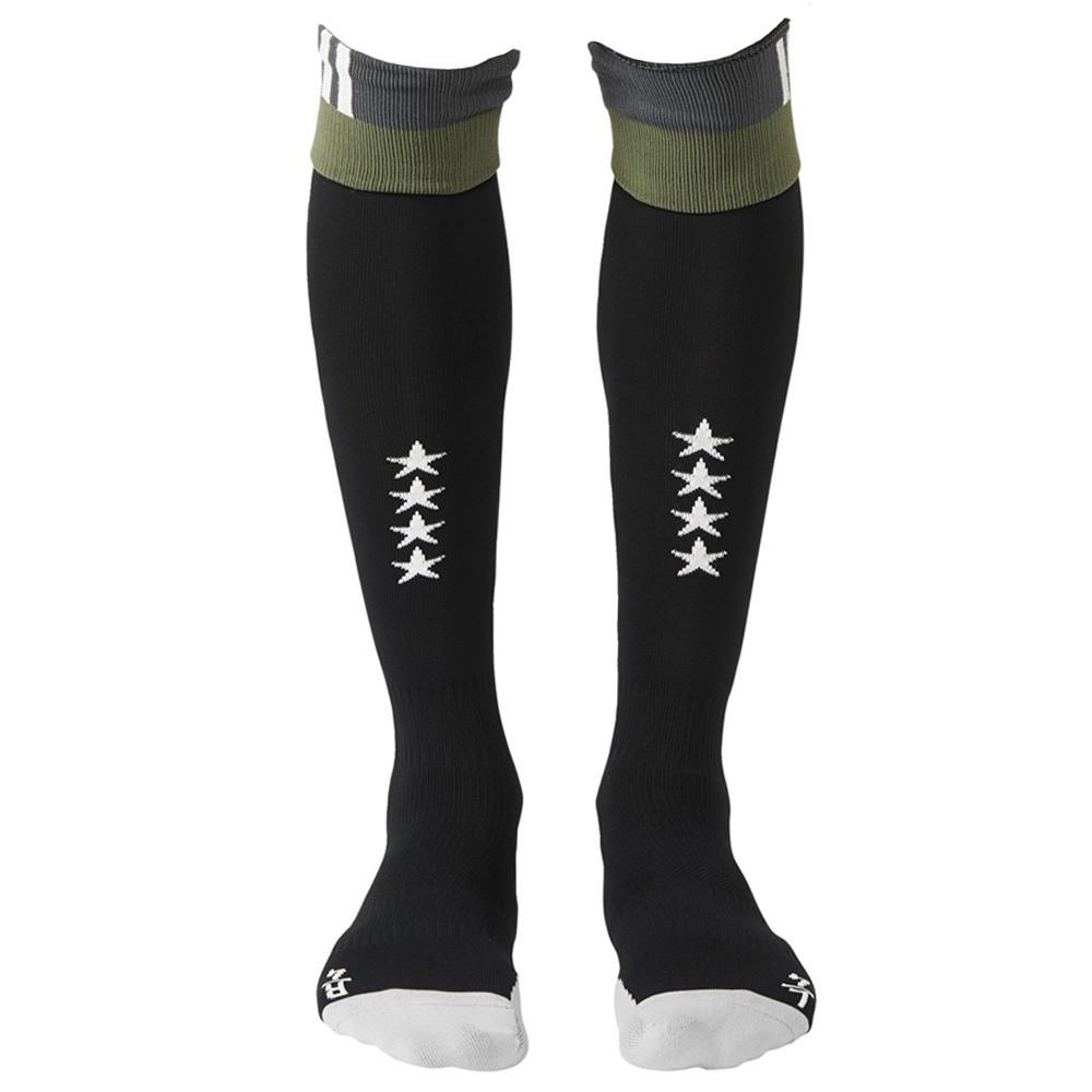 340b2481e ... Germany 2016 2017 Home Socks Black Aa0146  2016-2017 Germany Away  Adidas Socks (