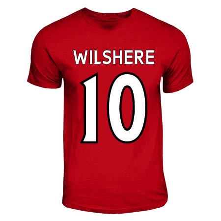 Jack Wilshere Arsenal Hero T-shirt (red)