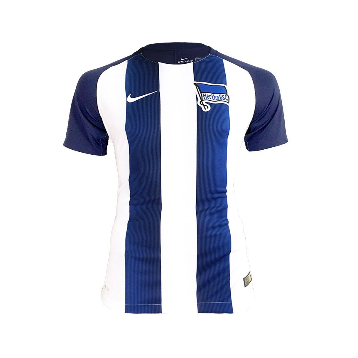 2016-2017 Hertha Berlin Home Nike Shirt (Kids)