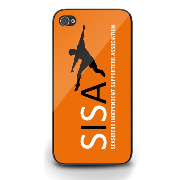 SISA Blackpool iPhone 4 Cover