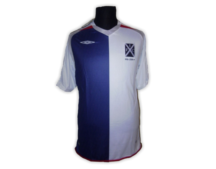 07-08 Independiente 3rd