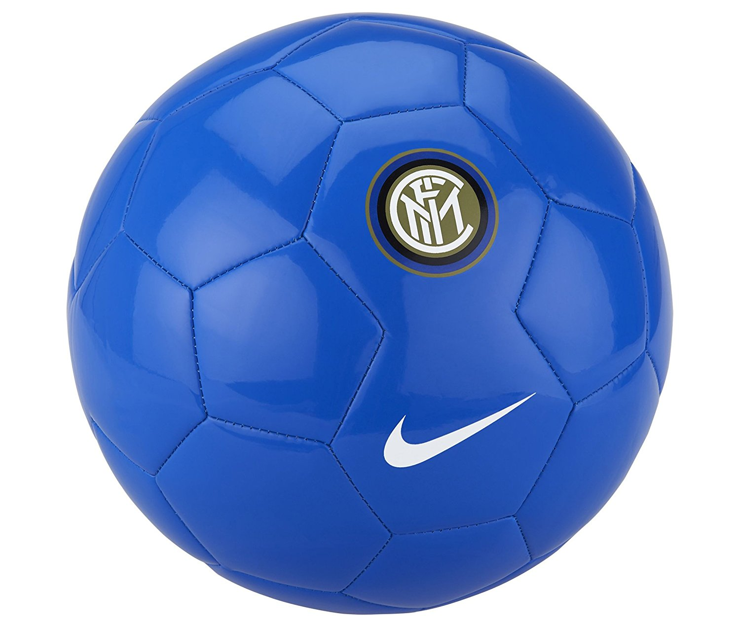 2016-2017 Inter Milan Nike Supporters Football (Blue)