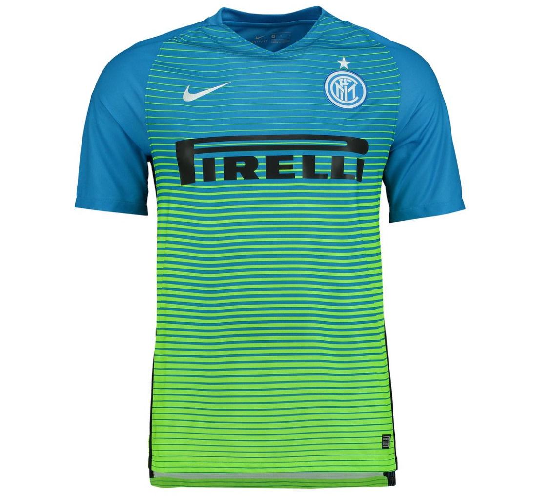 2016-2017 Inter Milan 3rd Nike Football Shirt (Kids)
