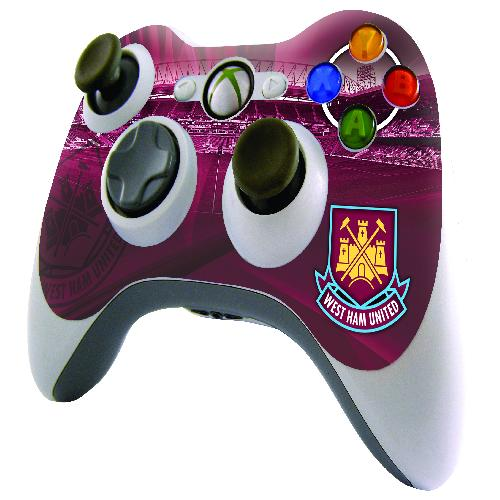 Official West Ham Playstation 3 (PS3) Skin