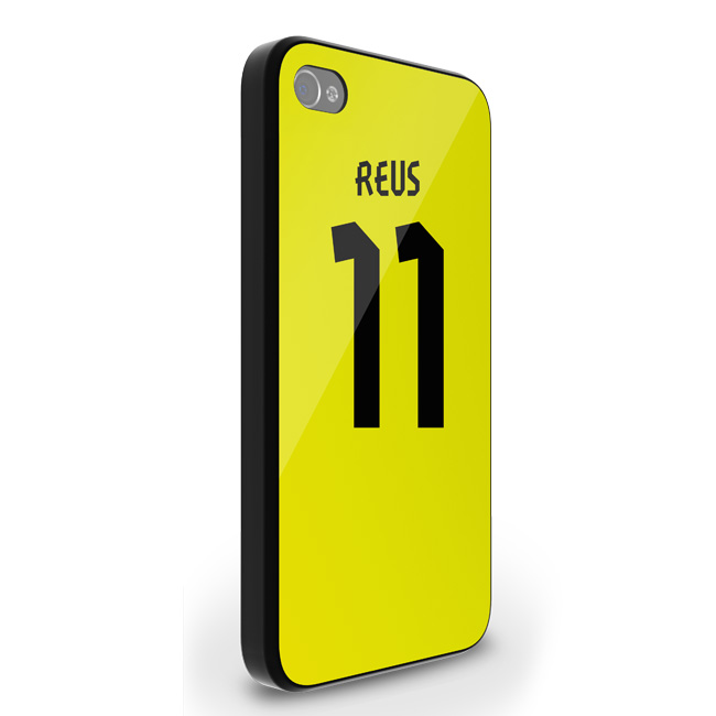 Marco Reus Dortmund Iphone 5 Cover (yellow)