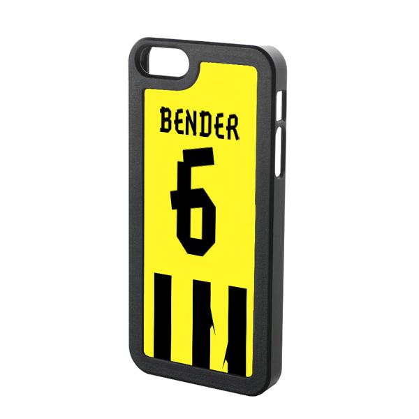 Sven Bender Dortmund Iphone 4 Cover (yellow-black)
