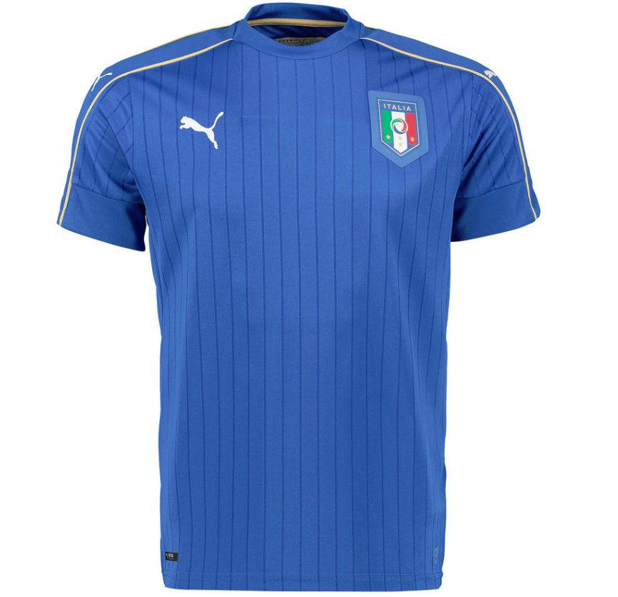 2016 2017 italy home puma football shirt 74893301 for Italian kit