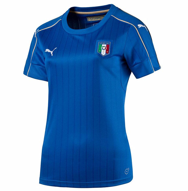 2016 2017 italy home puma womens football shirt 74883801 for Italian kit