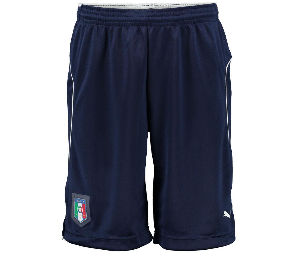 2016-2017 Italy Puma Training Shorts (Navy)