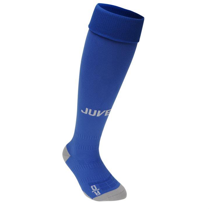2016-2017 Juventus Adidas Away Football Socks (Blue)