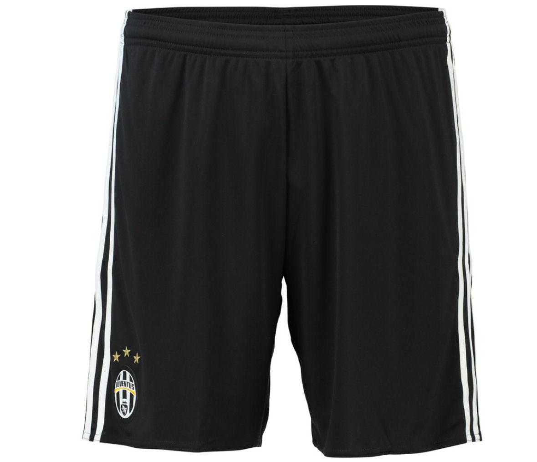 2016-2017 Juventus Adidas Home Shorts (Kids)