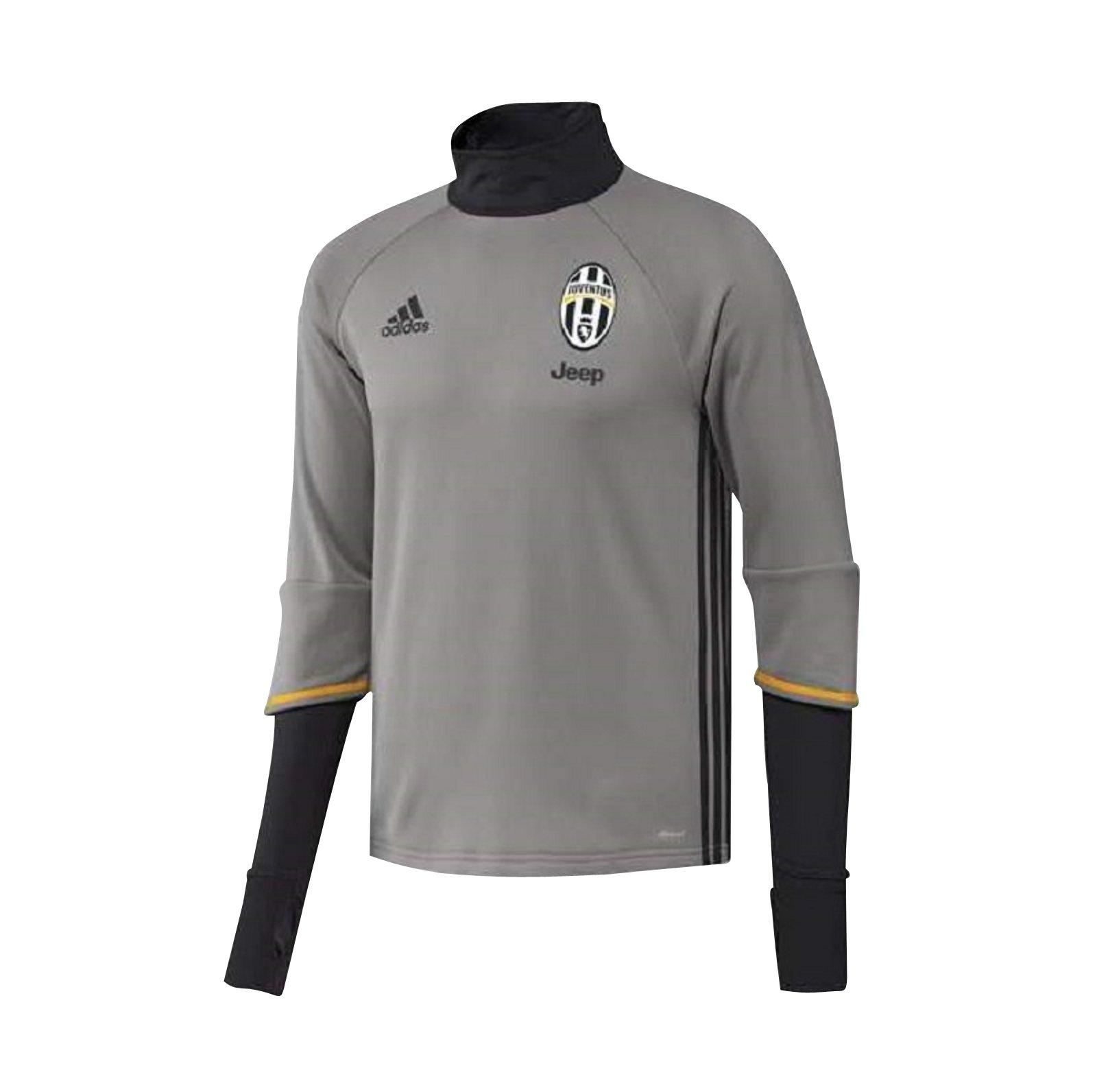 2016-2017 Juventus Adidas Training Top (Grey)