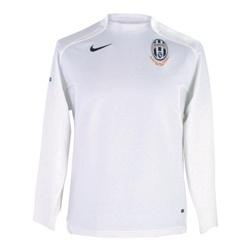 Juventus L/S Training Crew - white 05/06
