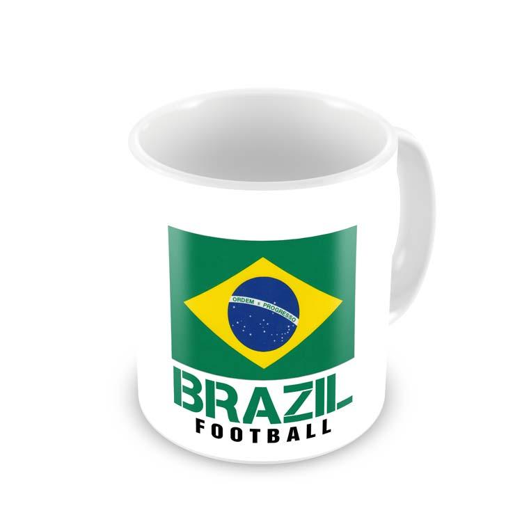 Brazil World Cup Mug