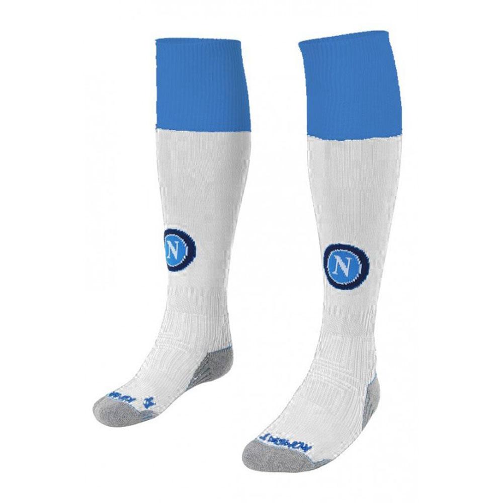 2016-2017 Napoli Kappa Home Socks (White)