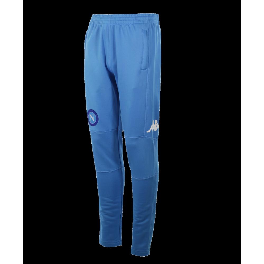 2016-2017 Napoli Kappa Training Pants (Sky Blue)