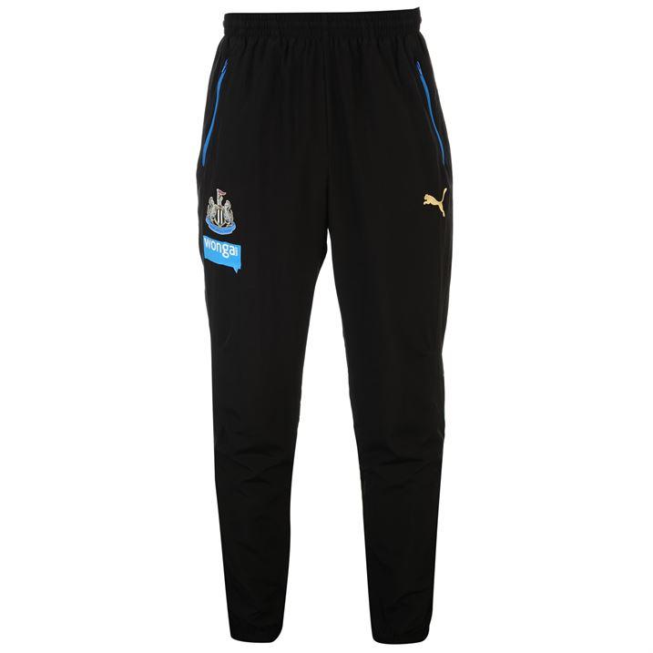 2015-2016 Newcastle Puma Leisure Pants (Black) - Kids